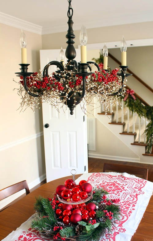 Decorating Ideas > 25 Simple Christmas Decorating Ideas ~ 094623_Easy Christmas  Decorating Ideas For Table