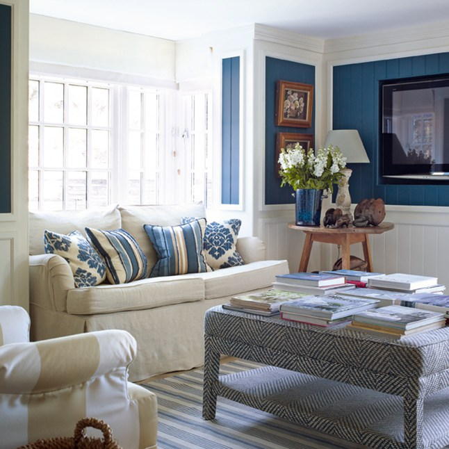 25 small living room ideas for your inspiration for Small living room colour ideas