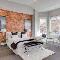 25 Amazing Bedrooms With Brick Walls