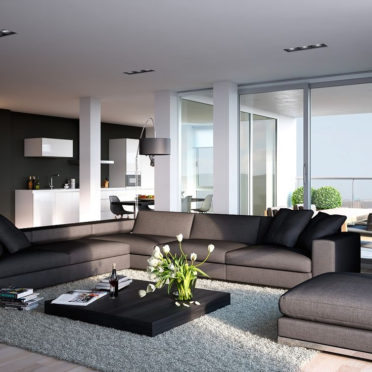 Modern Living Room Sets 21 fresh modern living room designs