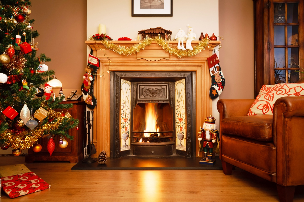 Living Room Christmas Decor 25 Christmas Living Room Decor Ideas