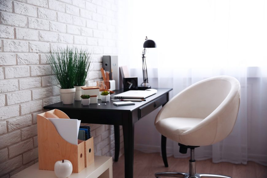 very-small-contemporary-home-office