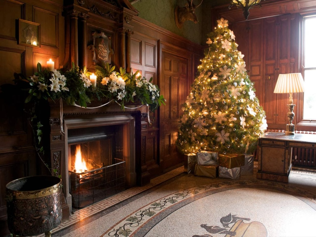 best-christmas-living-room-decoration-ideas