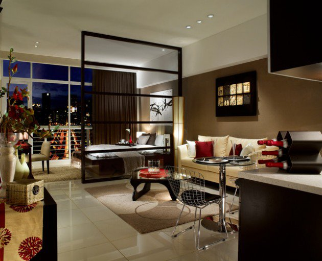 best-asian-living-room