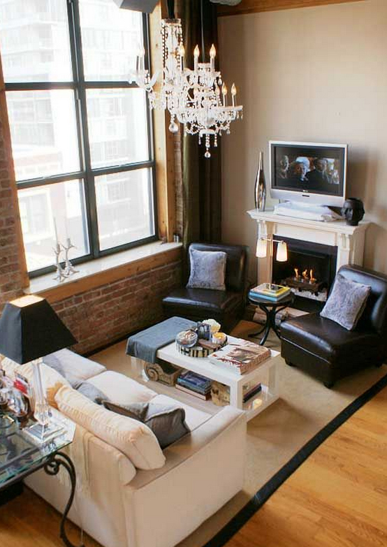 25 beautiful small living rooms - Decorating small spaces living room gallery ...