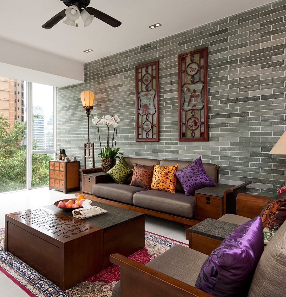 Decorating Ideas Unique Living Rooms: 20 Unique Asian Living Room Ideas