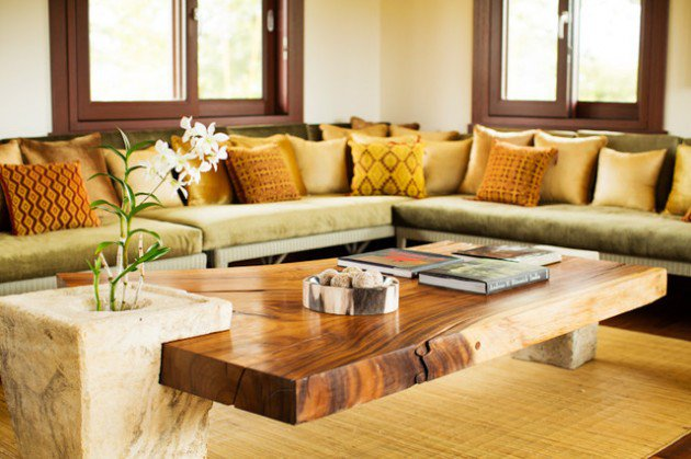 20 Unique Asian Living Room Ideas
