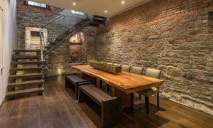 Rustic Dining Room Design