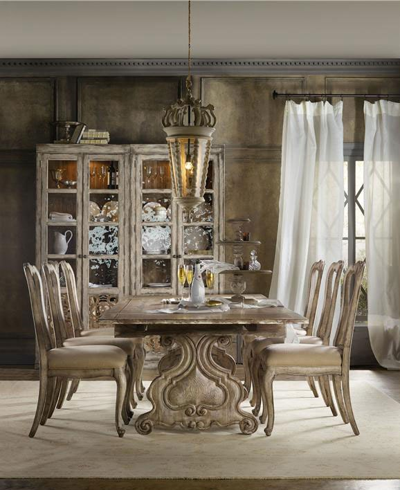 15 fresh rustic dining room design ideas for Dining room ideas rustic