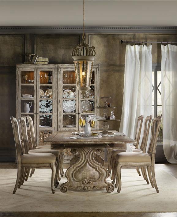 beautiful-rustic-dining-room
