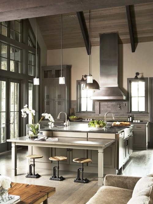 rustic-kitchen-design-with-modern-touch