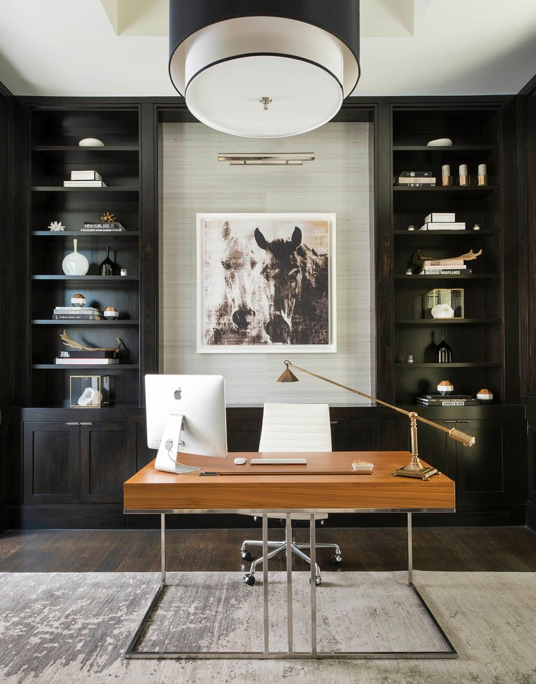 15 amazing home office designs. Black Bedroom Furniture Sets. Home Design Ideas
