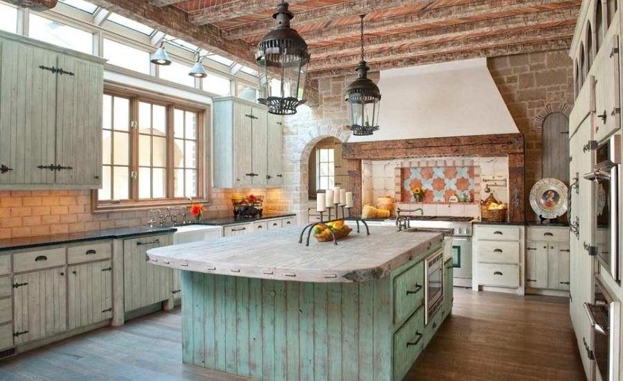 primitive-rustic-kitchen