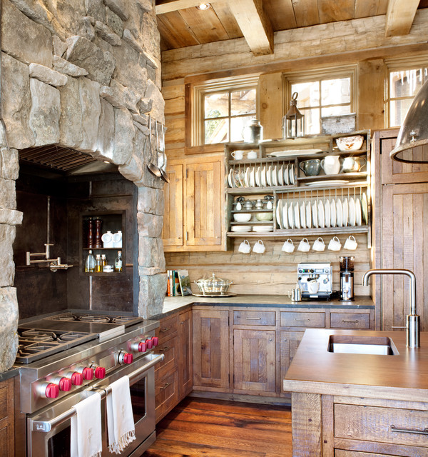 Best Best Rustic Kitchen Design Ideas With Rustic Kitchen Ideas