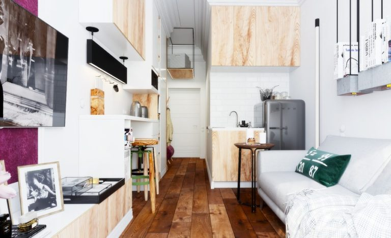 Stunning Small Apartment Designs