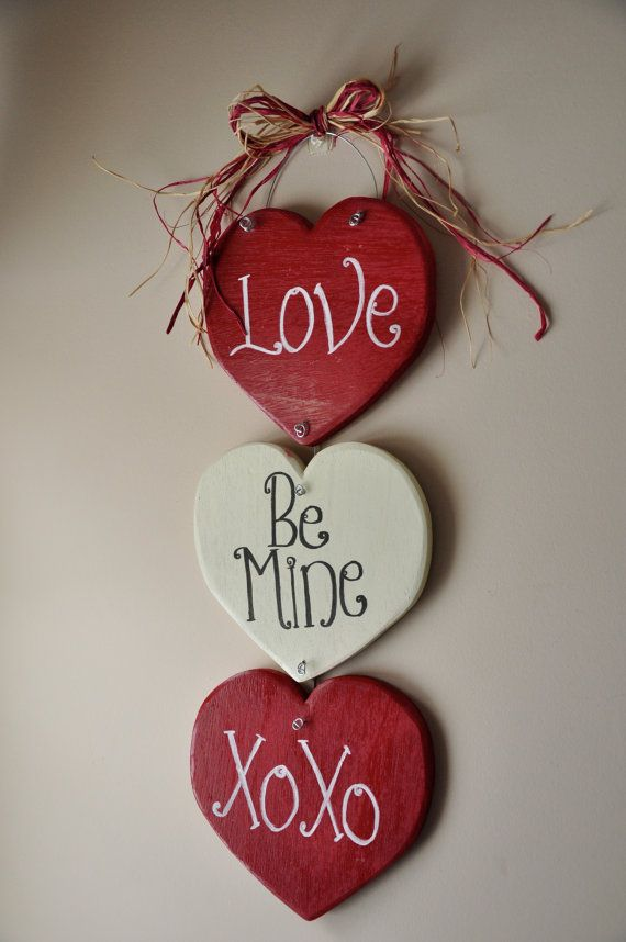 Adorable Red Valentineu0027s Day Decor Ideas