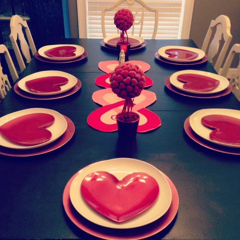 40 Adorable Red Valentine 39 S Day Decor Ideas