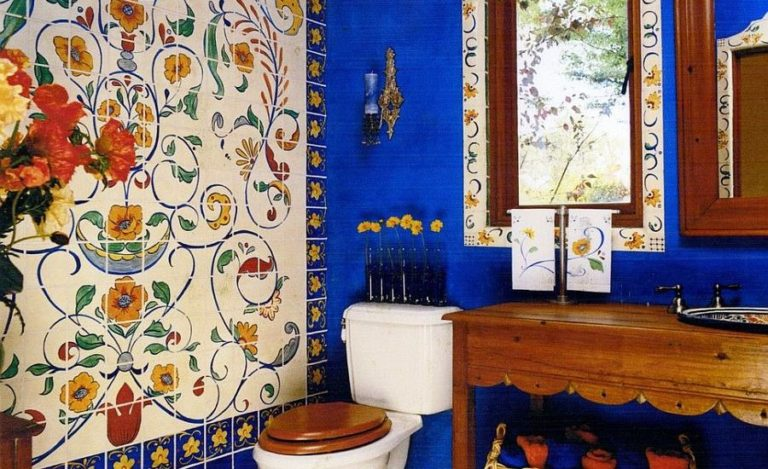 15 Awesome Eclectic Bathroom Design Ideas