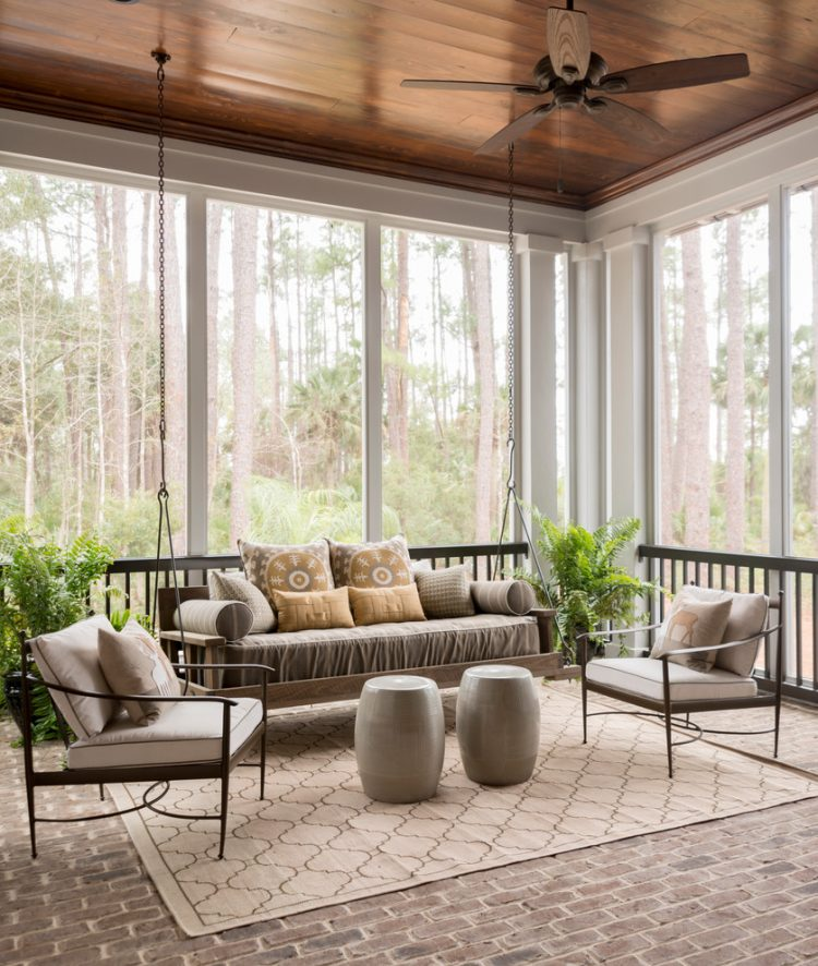 15 amazing sunroom design ideas for Sunroom decor