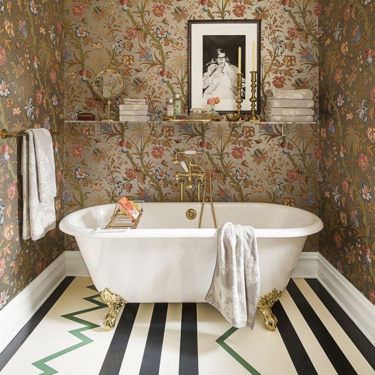 Creative bathroom ideas