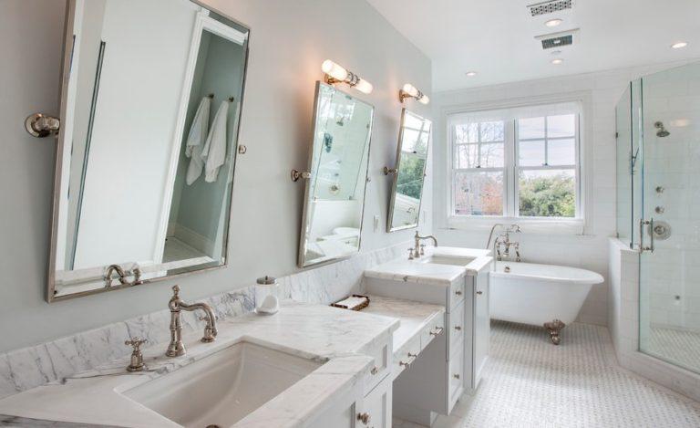 10 Amazing Bathroom Designs With Bathtub