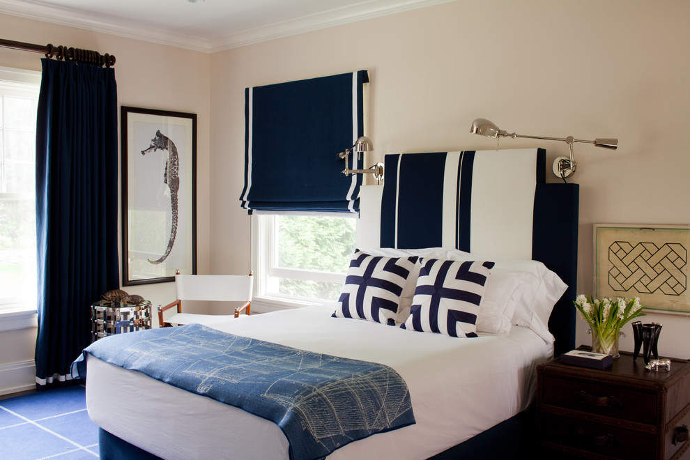 Eclectic Country Bedroom