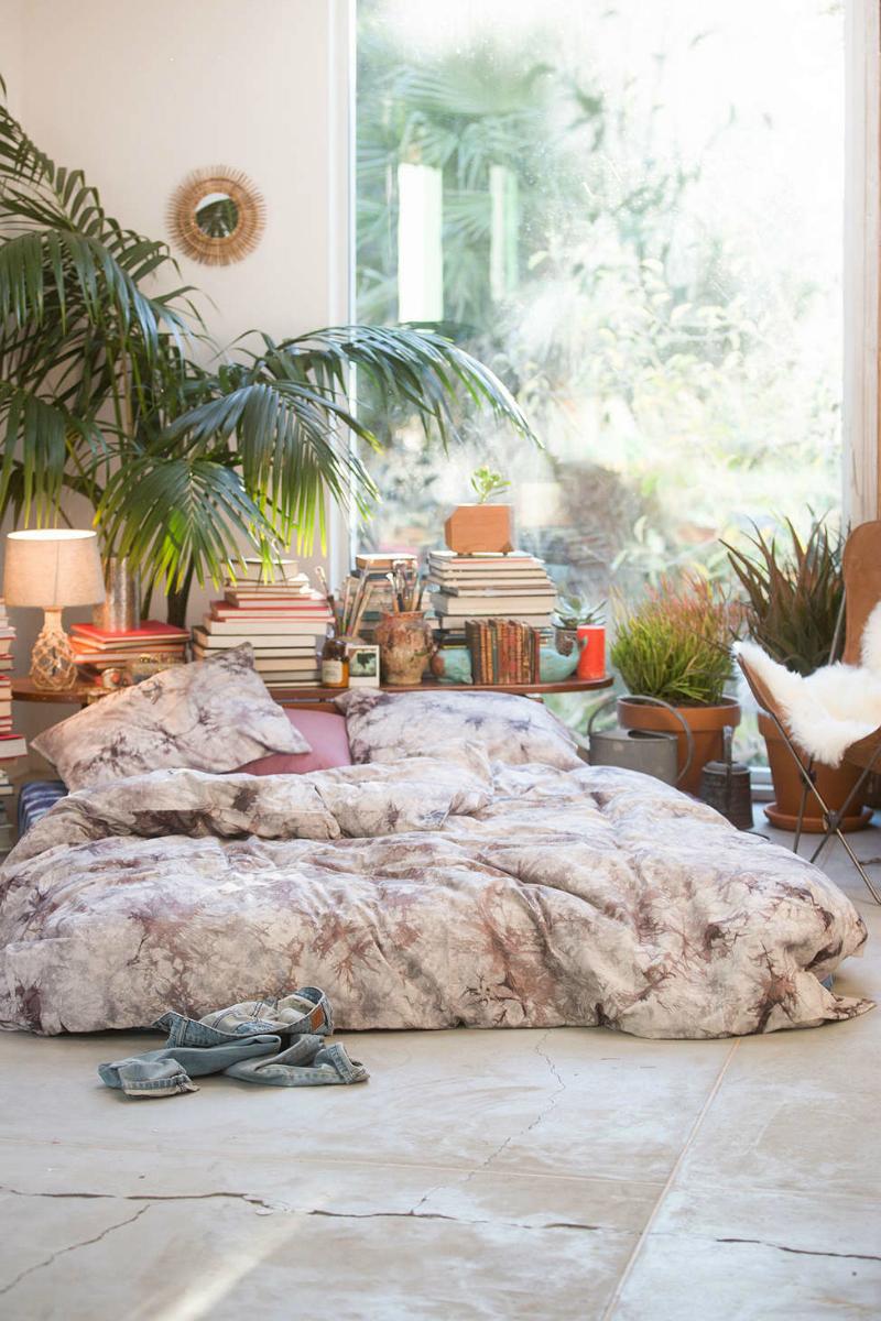 20 Amusing Bohemian Bedroom Ideas on Bohemian Bedroom Ideas  id=35620