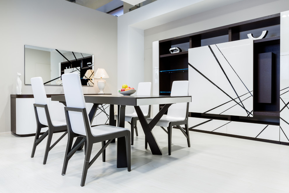 21 Captivating Contemporary Dining Room Designs