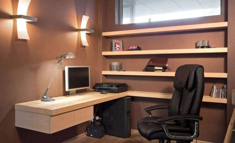 15 Fresh Home Office Design Ideas