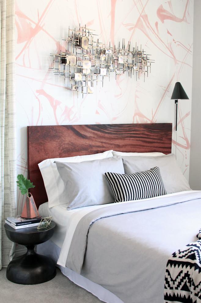 Midcentury Guest Bedroom