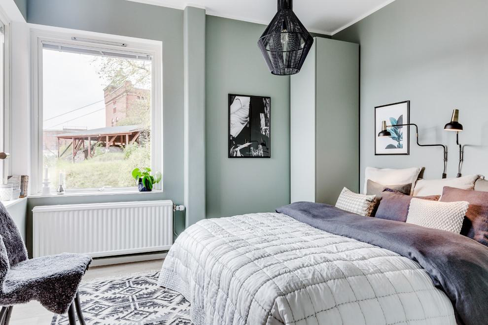 Scandinavian Guest Bedroom