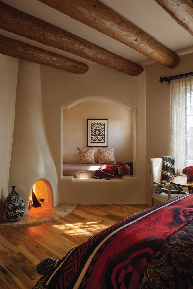 Southwestern Guest Bedroom