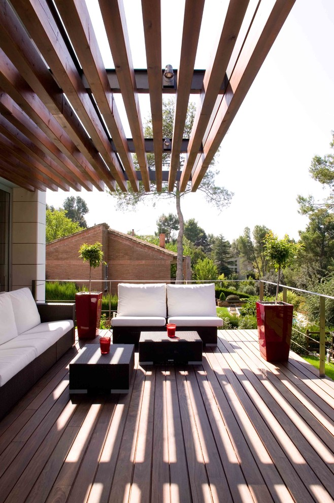 15 Beautiful Balcony Design Ideas