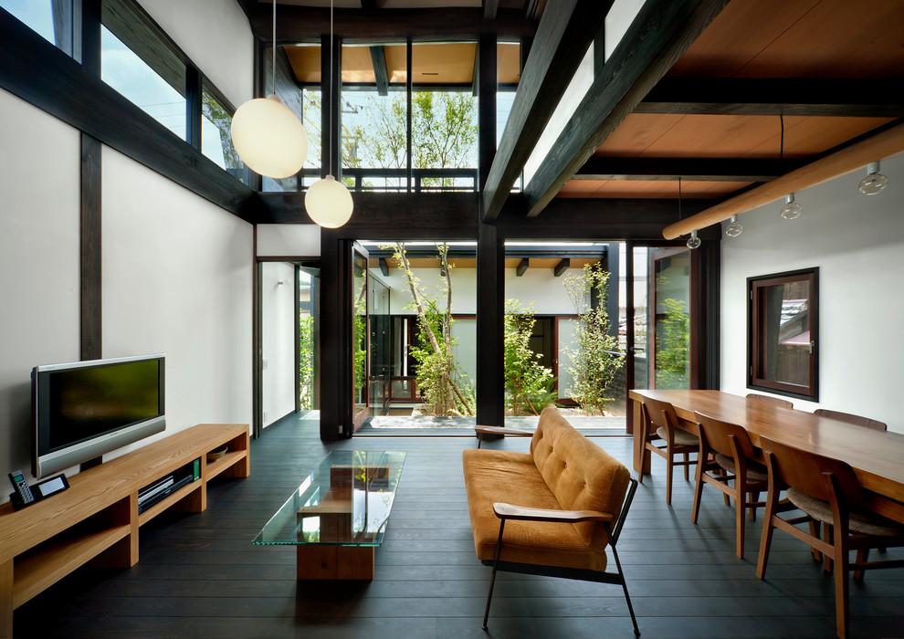 Asian Tv Room Design