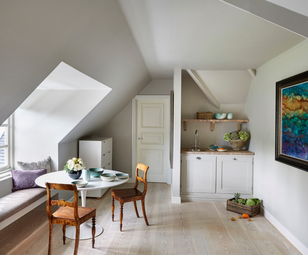 Attic Eclectic Kitchen