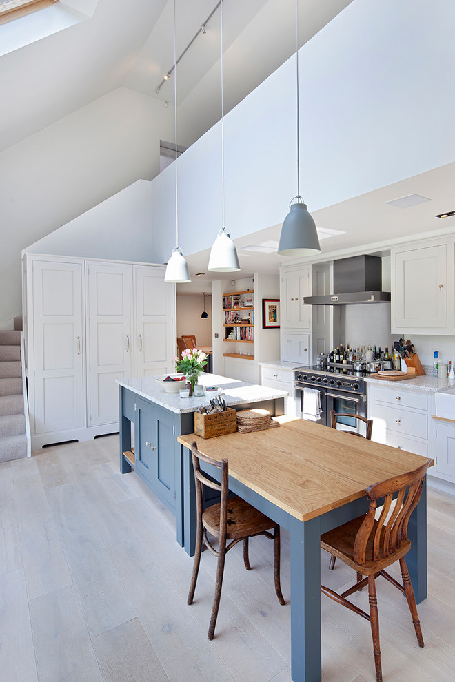 Attic Scandinavian Kitchen