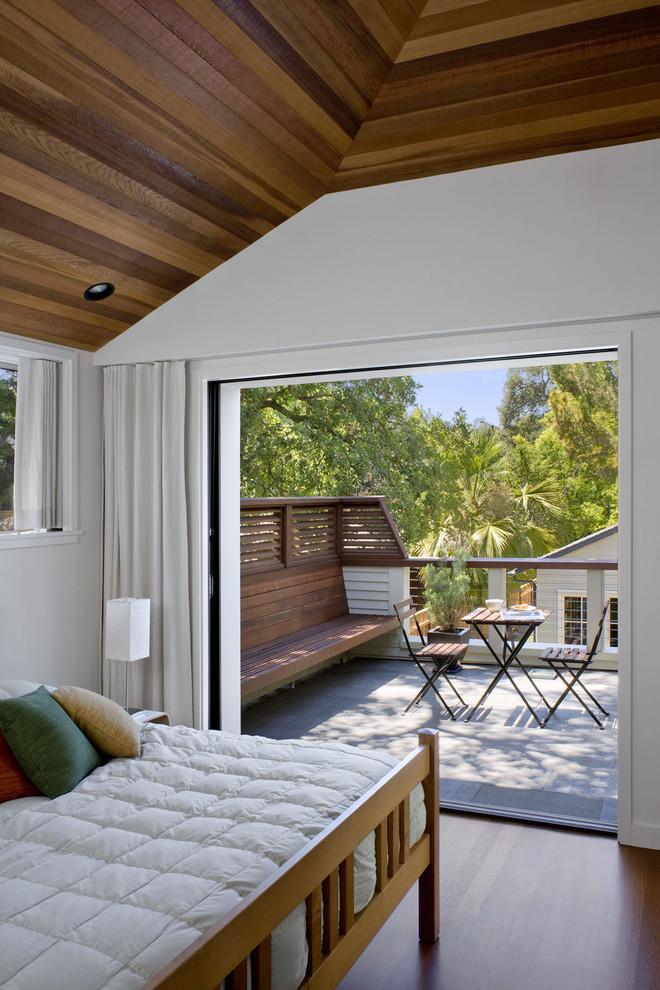 Contemporary Balcony Design