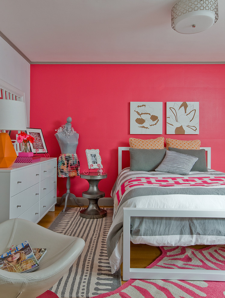 Eclectic Kids Bedroom Design