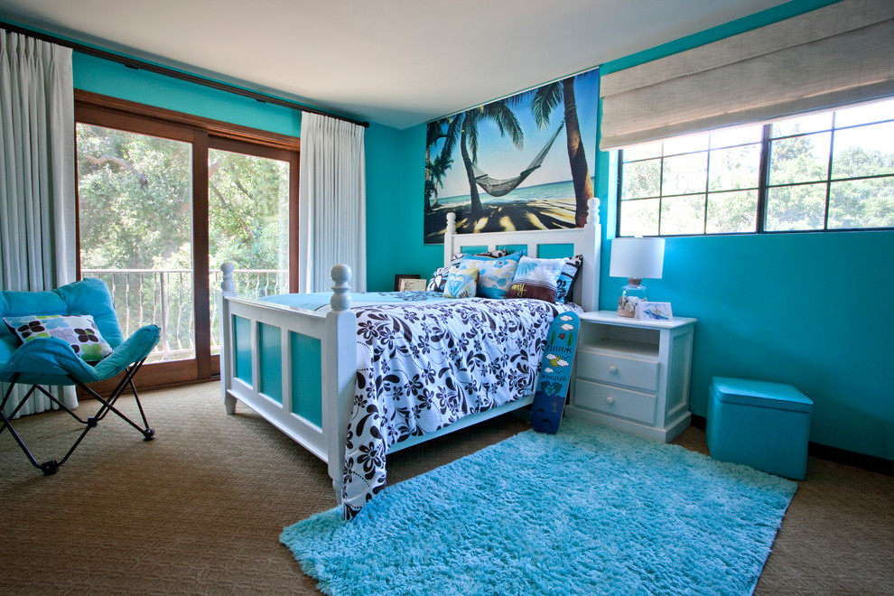 20 Colorful Kids Bedroom Design Ideas