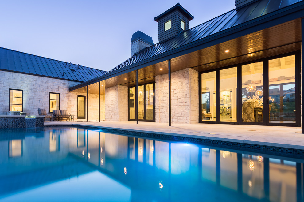 Farmhouse Swimming Pool