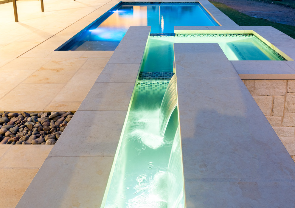 Farmhouse Swimming Pool1