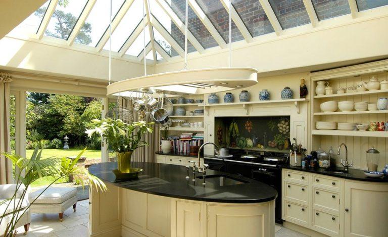 15 Charming Attic Kitchen Design Ideas