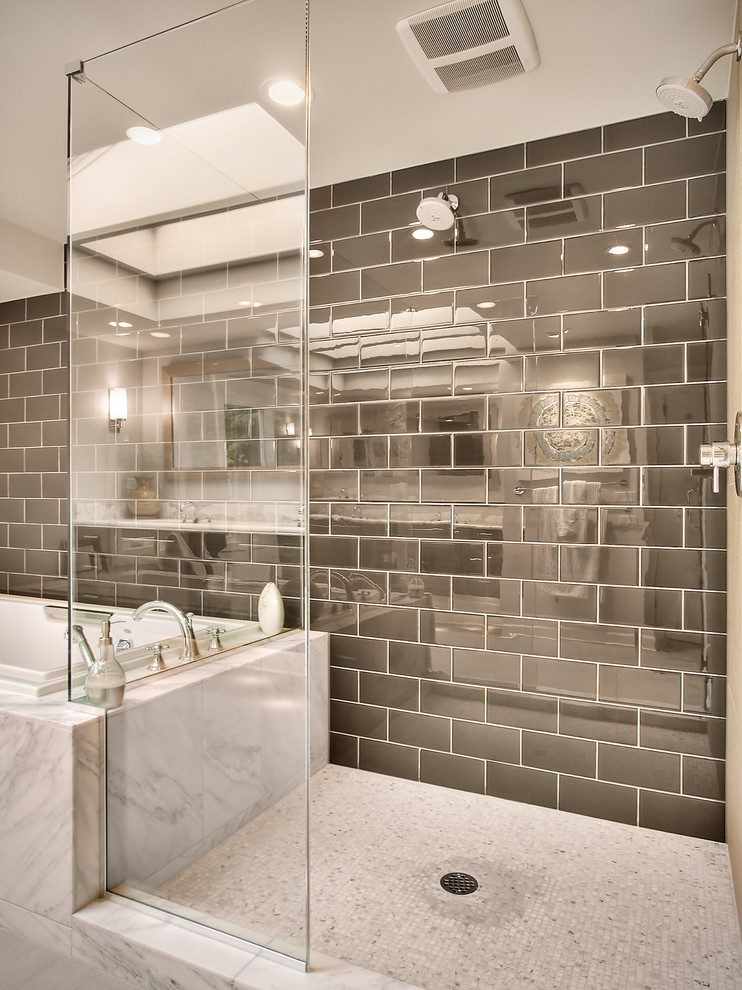 Contemporary Master Bathroom