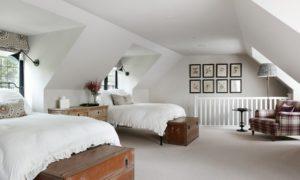Kids Attic Traditional Bedroom
