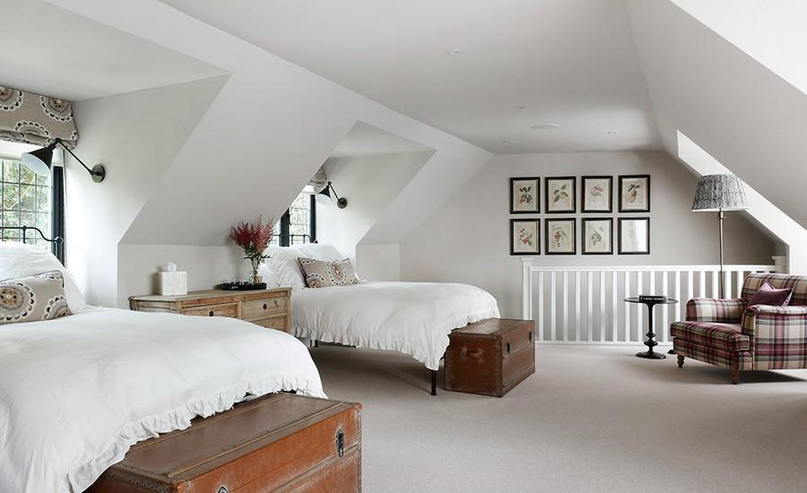 attic bedroom ideas - 15 Stunning Kids Attic Bedroom Ideas