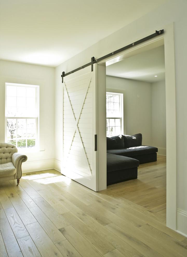 Small Farmhouse Living Room