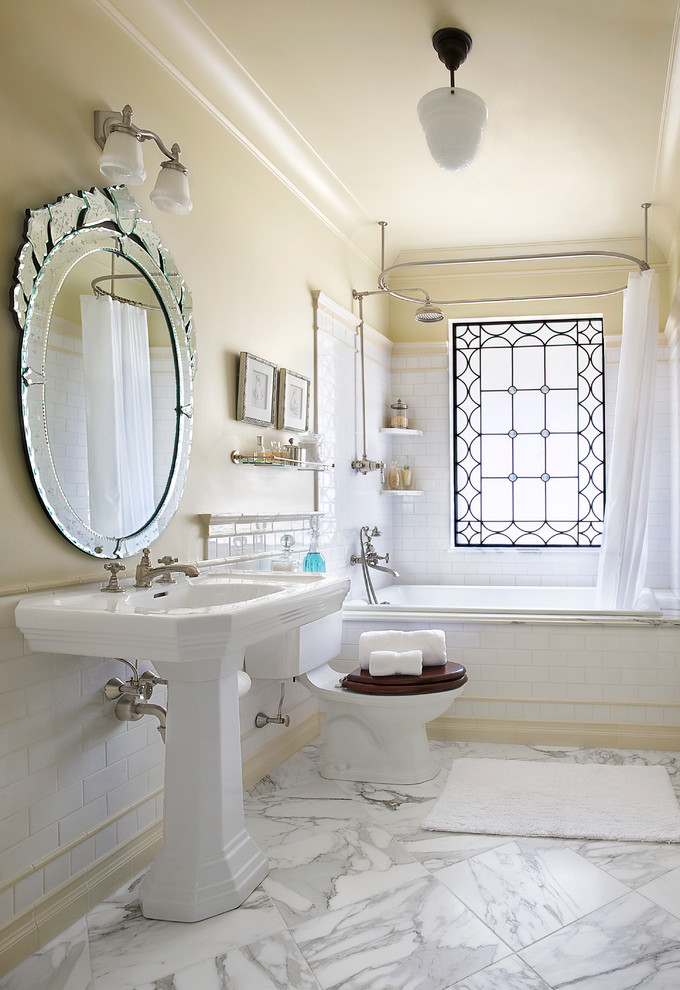 Victorian Master Bathroom