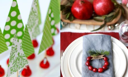 Christmas Centerpiece decor