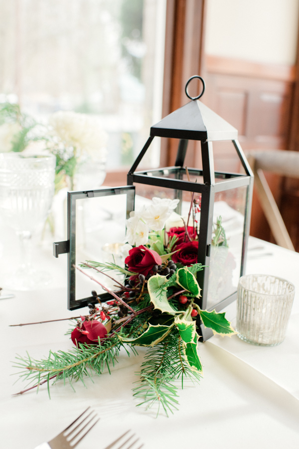 Lovely Lantern Centerpiece