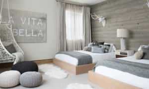 Scandinavian Bedroom Design